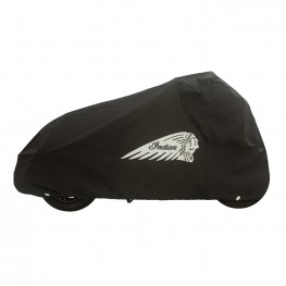 Indian Challenger Full All-Weather Cover, Black