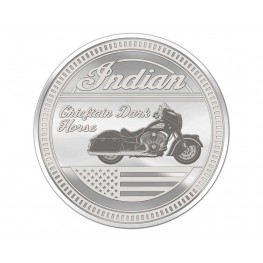 Commemorative Coin, Chieftain Dark Horse