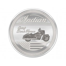 Commemorative Coin, Chief Dark Horse