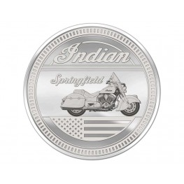 Commemorative Coin, Springfield