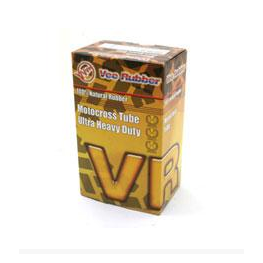 VEE RUBBER - ULTRA HEAVY DUTY TUBE 120/100-18 STRAIGHT VALVE