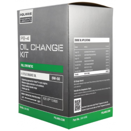 POLARIS OIL CHANGE KIT -