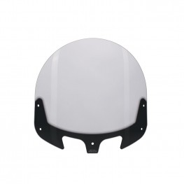 Polycarbonate 21 in. Touring Windshield, Clear
