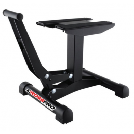 CrossPro Bike Stand Xtreme 16 Lifting System - Textured Black