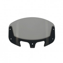 Polycarbonate 13.9 in. Low Pro Windshield, Tinted