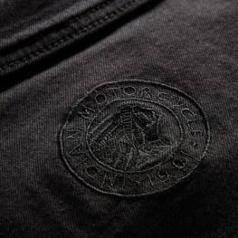 Women's Denim Lana Vest, Black