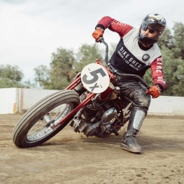 Unisex BSMC x Indian Motorcycle Race Jersey