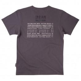 Men's Tour T-Shirt, Gray