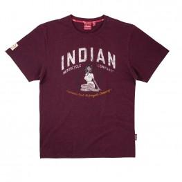 Men's Bomber Girl T-Shirt, Red