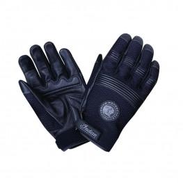 Men's Mesh 2 Warm Weather Riding Gloves, Black