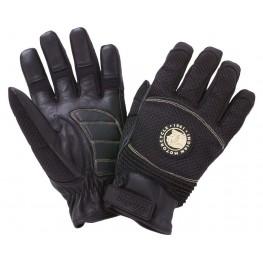 Men's Mesh Warm-Weather Riding Gloves, Black S-4XL