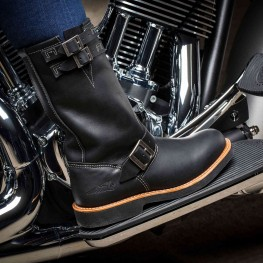 Women's Leather Connelly Boot x Red Wing Shoes®, Black