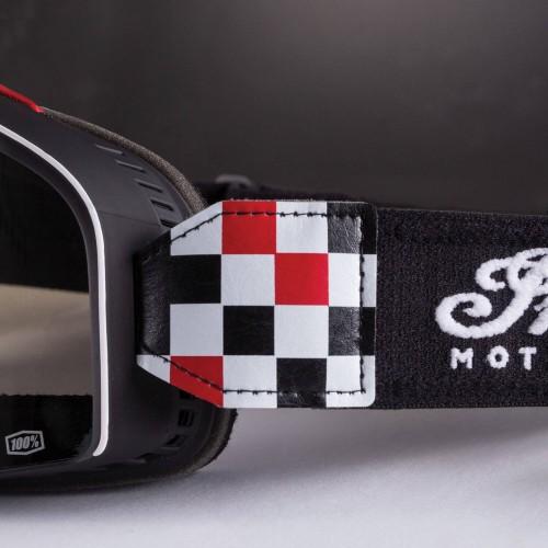 IMC Coste Goggles, Black/Red