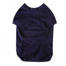 Dog T-Shirt, 2-Pack, Red/Black