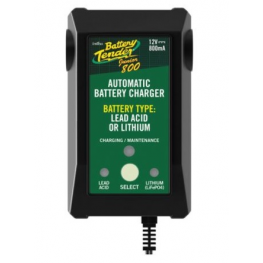 BATTERY TENDER/CHARGER JUNIOR 800 SWITCHABLE