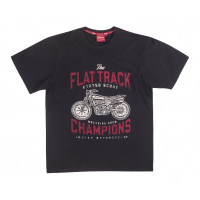 2868910 INDIAN Men's Flat Track Racing Champions T