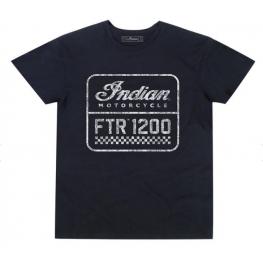 Men's FTR1200 Logo T-Shirt, Black