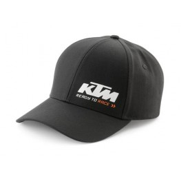 KTM RACING BLACK CAP